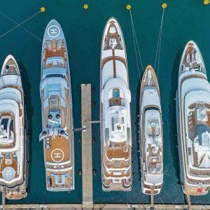Бронирование яхт Сочи